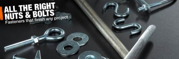 Fasteners, Nuts and Bolts