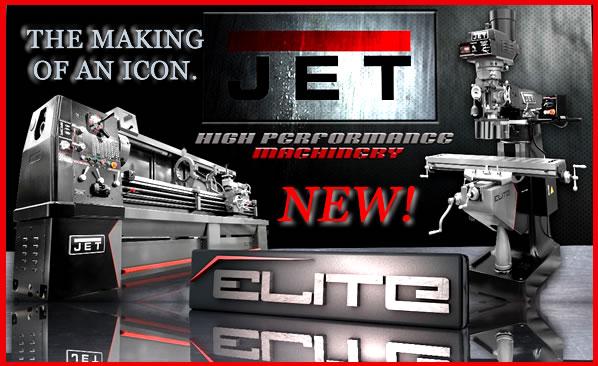 JET Elite - Machinery and Equipment